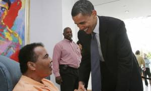Μοχάμεντ Άλι: Τα συγκινητικά λόγια του Ομπάμα για τον θρυλικό πυγμάχο