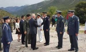 Αποκαλυπτήρια μνημείου στη Σαλαμίνα για Έλληνα πλοίαρχο που συμμετείχε στην ΕΟΚΑ