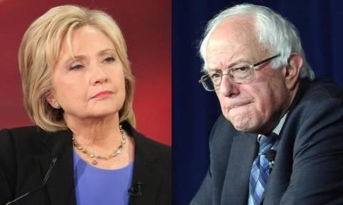 Νίκη της Χίλαρι Κλίντον στο Πουέρτο Ρίκο - Αγωνία για τους προκριματικούς σε έξι πολιτείες (Vid)