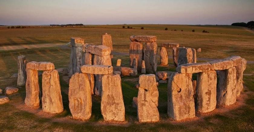 Stonehenge - Wiltshire, ΗΒ