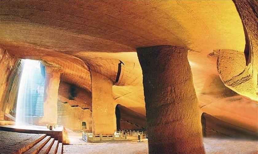 Σπηλιές Longyou – Επαρχία Zehjiang, Κίνα