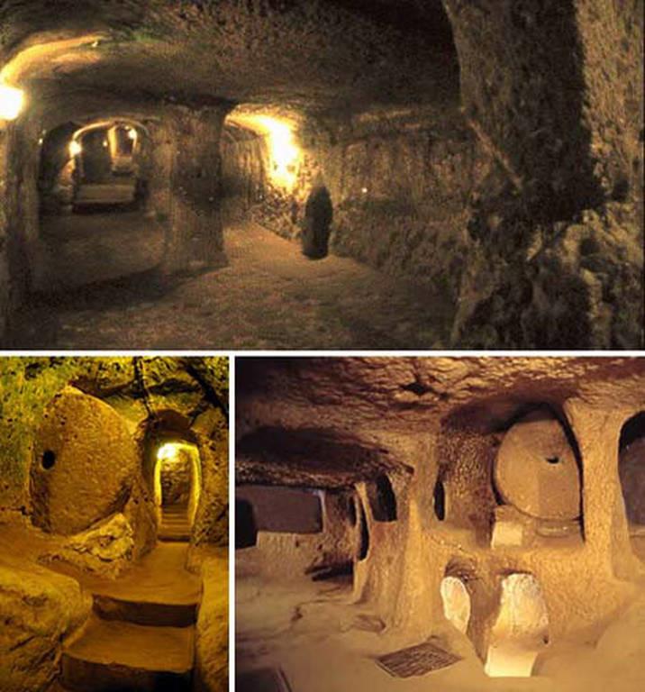 Stone Age Tunnels – Ευρώπη