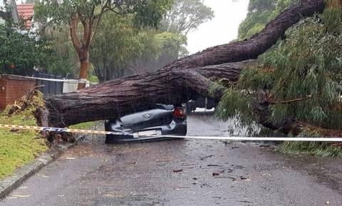 Τρεις νεκροί και πολλοί αγνοούμενοι έπειτα από «άγρια» θύελλα στην Αυστραλία (Pics & Vids)