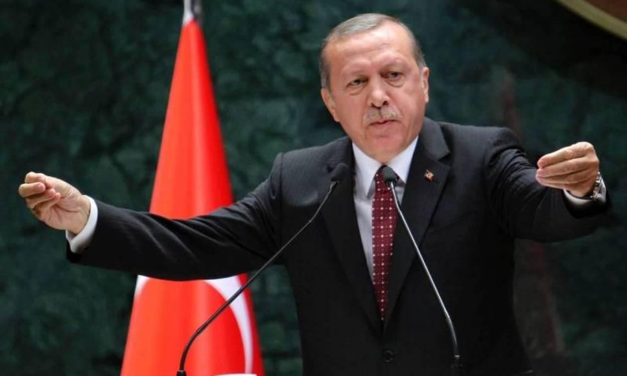 Νέο παραλήρημα Eρντογάν: H Γερμανία οφείλει να λογοδοτήσει πρώτη για το Ολοκαύτωμα