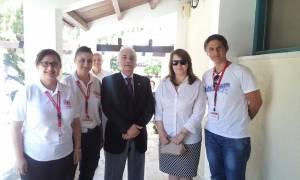 Ο Ελληνικός Ερυθρός Σταυρός στο συνέδριο της ΚΕΔΕ για το προσφυγικό
