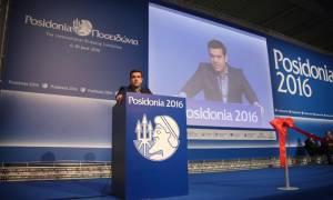 Το χαβά του ο Τσίπρας και στα Ποσειδώνια 2016: Με την αξιολόγηση κλείνει ο μεγάλος υφεσιακός κύκλος
