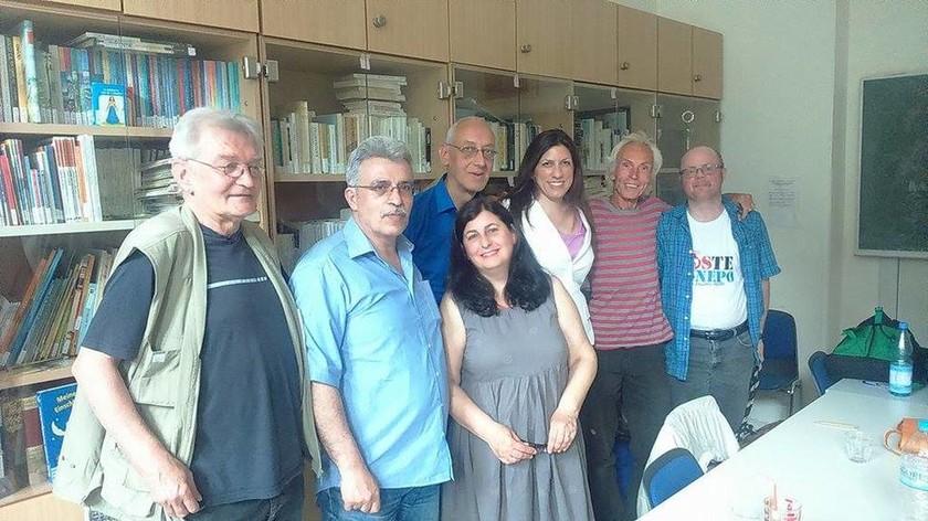 Κωνσταντοπούλου: Η κυβέρνηση Τσίπρα είναι νεοφιλελεύθερη(pics)