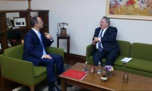 Ρίχνει τους τόνους για τους Τσάμηδες ο Αλβανός ΥΠΕΞ