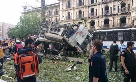 Τουρκία: Ισχυρή έκρηξη στο κέντρο της Κωνσταντινούπολης - Τουλάχιστον 11 νεκροί (Pics & Vids)