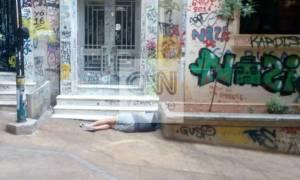 В Афинах был убит иностранец арабского происхождения