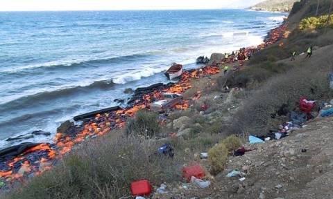 Τραγικός απολογισμός: Τουλάχιστον 10.000 μετανάστες έχουν χάσει τη ζωή τους στη Μεσόγειο