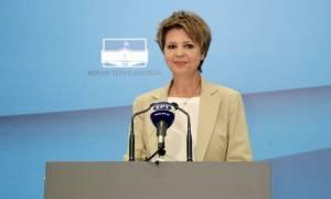 Γεροβασίλη: Αυτοί που έφεραν το ΔΝΤ καλό θα είναι να απολογηθούν