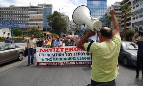 Δεν υποχωρούν οι λιμενεργάτες - Νέα 48ωρη απεργία - Προβλήματα στα λιμάνια