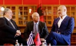 Κοτζιάς σε Αλβανικά ΜΜΕ: «Για εσωτερική κατανάλωση το δήθεν πρόβλημα με τους Τσάμηδες»