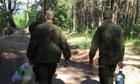 Ρωσία: Νέα στρατιωτική βάση κοντά στα σύνορα με την Ουκρανία