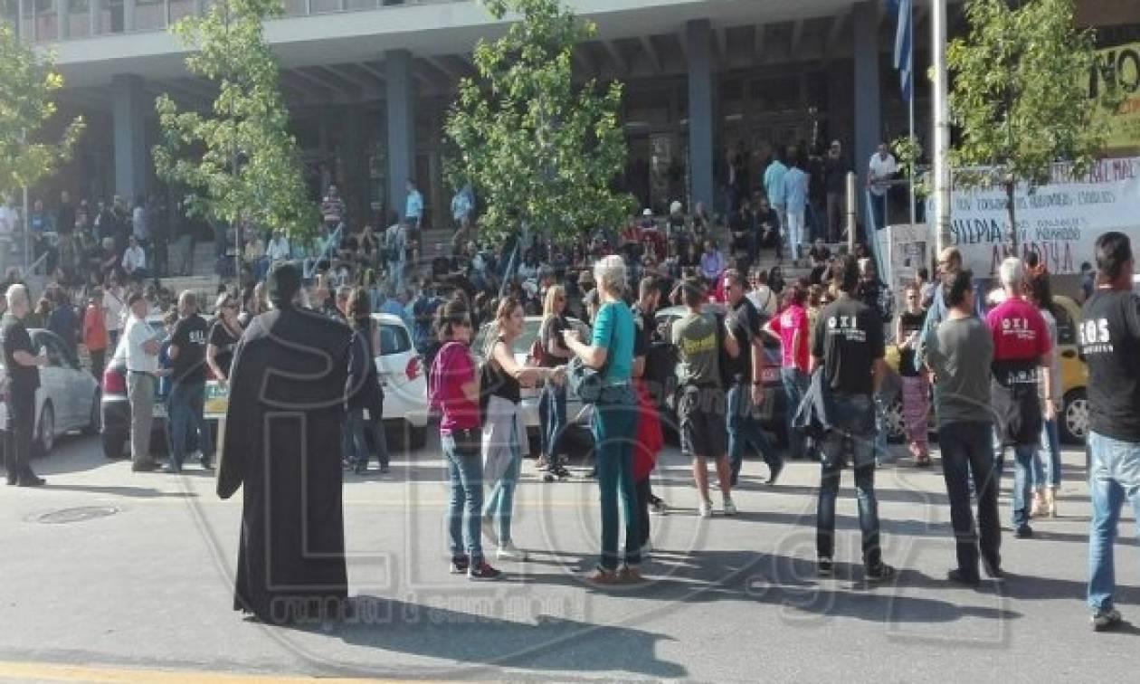 Αναβλήθηκε η δίκη για την εμπρηστική επίθεση στις Σκουριές - Πορεία αλληλέγγυων στη Θεσσαλονίκη
