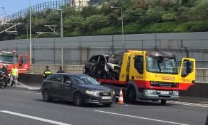 Παναγιώτης Μαυρίκος: Βόμβα ή πυρκαγιά στο αυτοκίνητο του εκδότη;