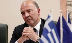 Μοσκοβισί: Το Eurogroup της 16ης Ιουνίου θα αποφασίσει την εκταμίευση των 7,5 δισ. ευρώ