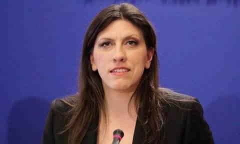 Κωνσταντοπούλου: Ο Τσίπρας έχει καταλύσει το Σύνταγμα