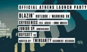 Outlook Festival 2016: Official Athens Launch Party @ six d.o.g.s