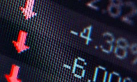 Χρηματιστήριο: Βουτιά 4.8% ο Δείκτης Τιμών