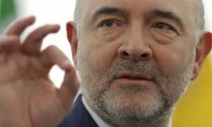 Μοσκοβισί: Έτοιμη η Ελλάδα να «γυρίσει το παιχνίδι» στην οικονομία