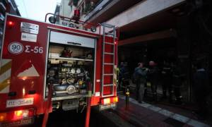Πανικός στα Ιωάννινα: Φωτιά σε πολυκατοικία - Ένοικος πήδηξε από το μπαλκόνι για να σωθεί