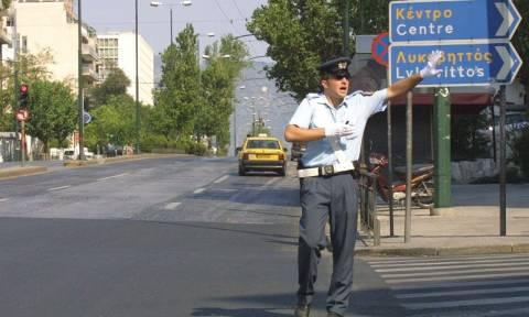 Προσοχή! Κυκλοφοριακές ρυθμίσεις στο κέντρο της Αθήνας