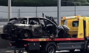 Νέα στοιχεία για τη μοιραία πορεία του αυτοκινήτου - Ο Μαυρίκος άναψε «αλάρμ» πριν τη φωτιά