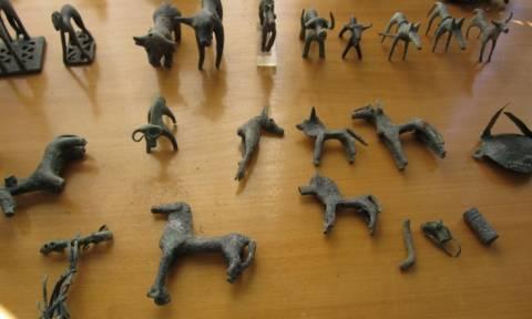 Πάτρα: Έντονο πολιτικό «άρωμα» σε υπόθεση αρχαιοκαπηλίας