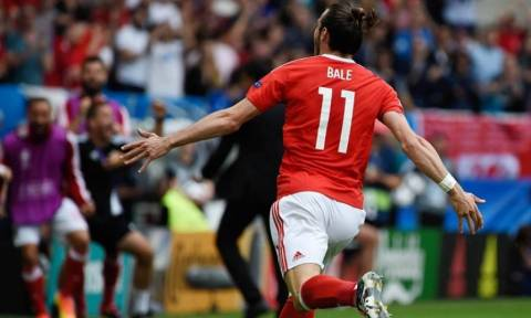 Euro 2016: Ουαλία - Σλοβακία 2-1: Έγραψαν ιστορία οι Βρετανοί