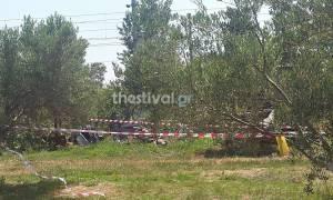 Θεσσαλονίκη: Φωτογραφίες και βίντεο από το σημείο που βρέθηκε ο 14χρονος