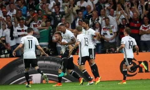 Euro 2016: Γερμανία - Ουκρανία 2-0: Κυνικά «Πάντσερ»