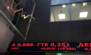 Πτώση 2,49% στο Χρηματιστήριο Αθηνών - Απώλειες και στις ευρωαγορές