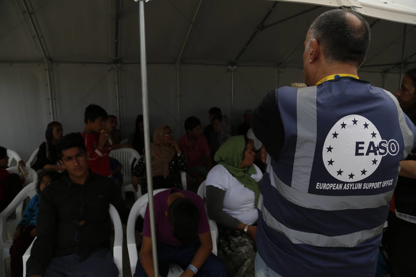 Προσφυγικό: 1.200 άτομα αιτούνται διεθνούς προστασίας