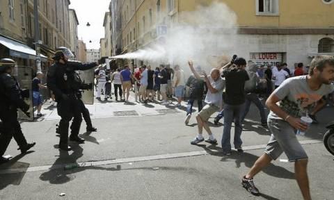 Euro 2016: Δέκα άτομα δικάζονται για τα βίαια επεισόδια στη Μασσαλία