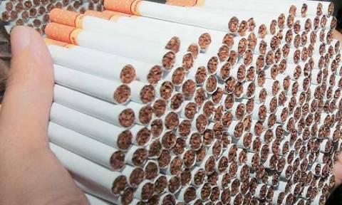 Λάρισα: Σύλληψη για κατοχή αφορολόγητων τσιγάρων