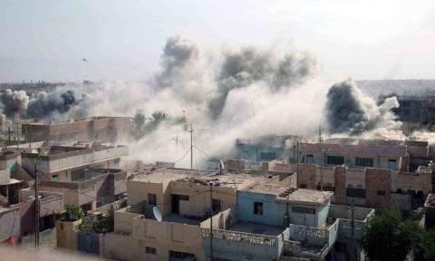Ιράκ: Εκατοντάδες τζιχαντιστές συνελήφθησαν ενώ επιχειρούσαν να διαφύγουν από τη Φαλούτζα