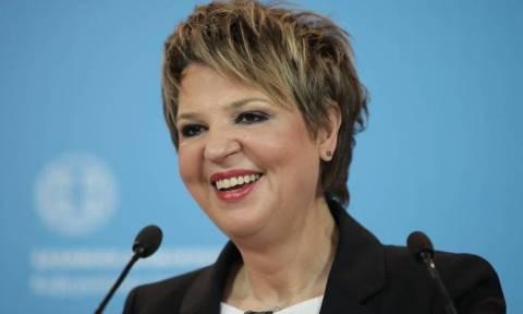 Γεροβασίλη: Το κίνημα «Παραιτηθείτε» κινείται εχθρικά προς τη χώρα