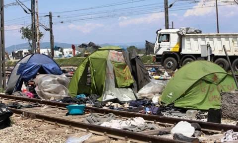 Από την Ειδομένη στα κρατητήρια - Η διαδρομή φιλίας δύο νεαρών Γερμανών και ενός Σύρου
