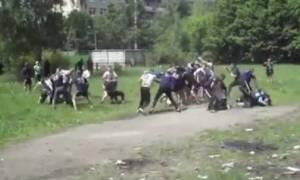 Euro 2016: Βίντεο ΣΟΚ! Δείτε πώς διαλέγουν οι Ρώσοι τους καλύτερους χούλιγκανς (Σκληρές εικόνες)