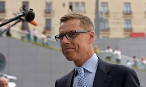 Παραιτήθηκε ο Αλεξάντερ Στουμπ, υπουργός Οικονομικών της Φινλανδίας (Pic)