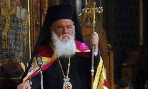 Τα ονομαστήριά του άγει σήμερα ο Αρχιεπίσκοπος Ιερώνυμος