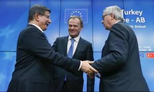 Ευρωπαϊκή Επιτροπή: Εύθραυστη  η συμφωνία ΕΕ-Τουρκίας