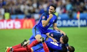 Euro 2016: Γαλλία - Αλβανία 2-0: Με το ζόρι...
