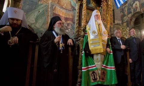Πανορθόδοξος Σύνοδος: Θα έρθει τελικά ο Ρώσος Πατριάρχης στην Κρήτη;