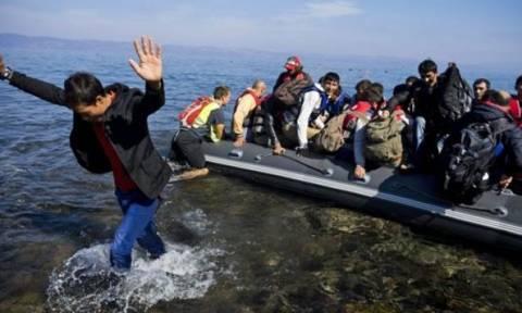 Ρώσοι διακινητές μετέφεραν 57 μετανάστες στη Μυτιλήνη