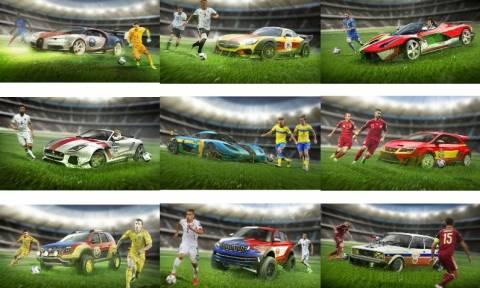 Ποια είναι τα εθνικά αυτοκίνητα των χωρών που μετέχουν στο Euro 2016;