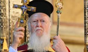 Οικουμενικός Πατριάρχης: Καλεί τους απόντες στην Πανορθόδοξη Σύνοδο στα Χανιά