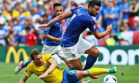 Euro 2016 Ιταλία - Σουηδία 1-0: Γκολάρα και... τέλος!